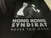 HONG KONG SYNDICAT(Synthipop). Never Too Much. 1985