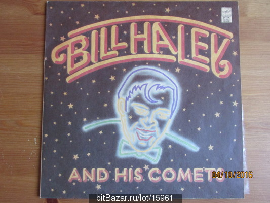 Bill HALEY and His Comets. Rock Around The Clock and etc…1992.