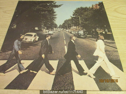 BEATLES	Abbey Road (1969)
