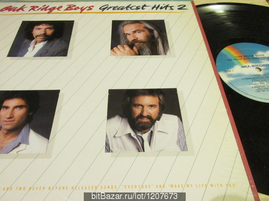 Oak Ridge Boys.	Greatest Hits 2