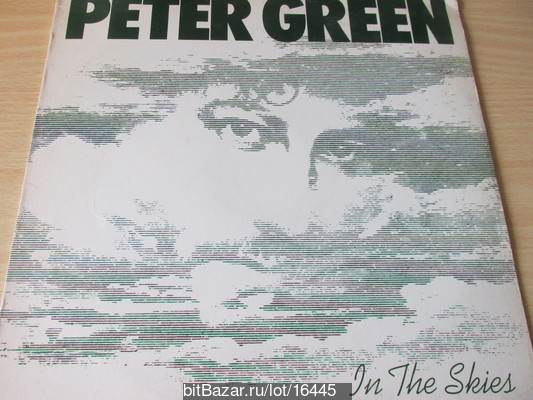 GREEN Peter (ex-Fleetwood Mac). In The Skies. 1979